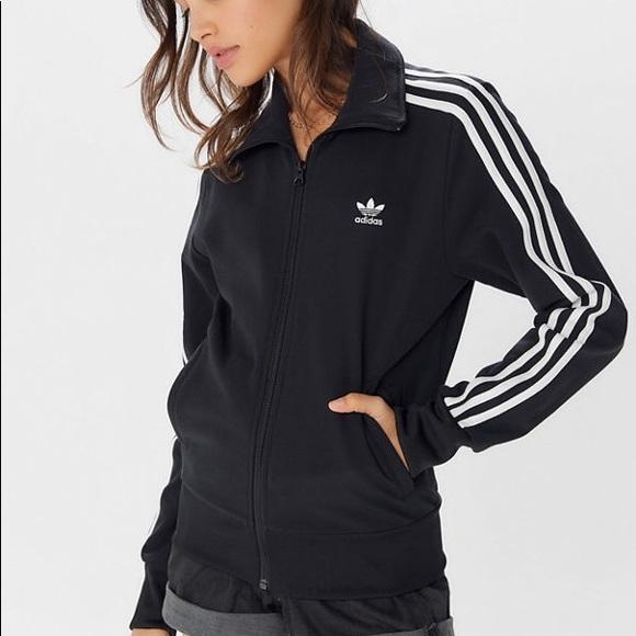 adidas Jackets & Blazers - Adidas UO Exclusive Superstar Trefoil Track Jacket